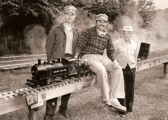 Friends Models live steam DINKY 0-4-0 switcher
